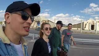 Поездка в Армению на самую большую Майнинг Ферму в мире. Революция в Армении