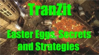 Black Ops 2 | TranZit Easter Eggs, Secrets and Strategies Guide