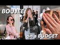 BOUJEE on a BUDGET: Broke College Student Edition
