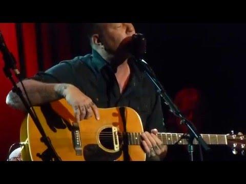 """James Hetfield """"Motorbreath"""" Acoustic San Francisco 2016"""