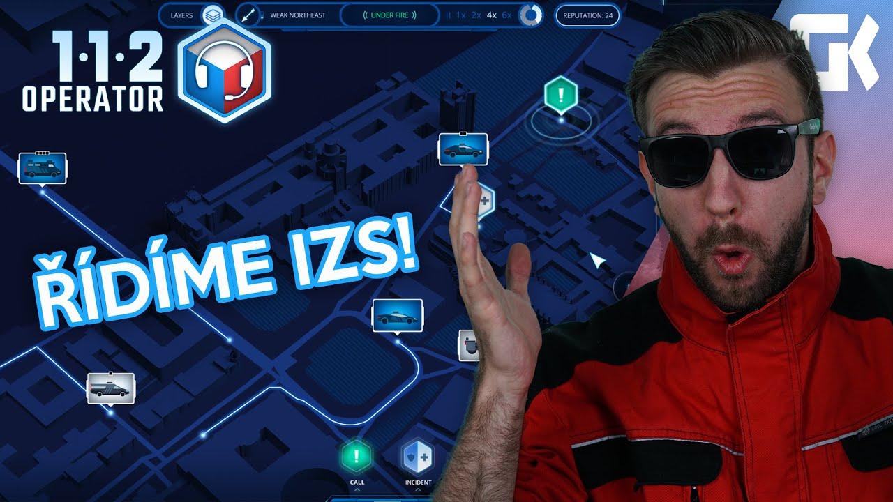 ŘÍDÍME IZS! | 112 Operator
