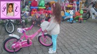 Как выбрать велосипед  Покупаем недорогой,первый велосипед.Видео для детей.(Как выбрать велосипед . Покупаем недорогой, первый велосипед. Привет,меня зовут Элиф. Мне 4 года. Я очень..., 2016-03-23T20:51:59.000Z)