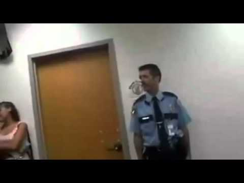 Sovereign Citizen Get Tased Trying To Enter Courtroom