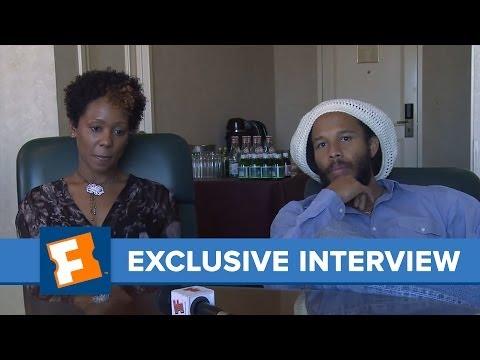 Marley - Karen Marley and Ziggy Marley exclusive interview   SXSW   FandangoMovies