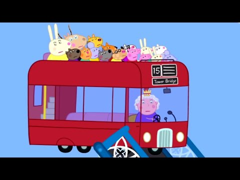 Peppa Pig Official Channel   Peppa Pig Goes to London