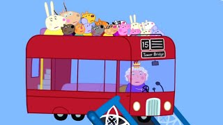 Peppa Pig English Episodes | Peppa Pig Goes to London 🇬🇧| #PeppaPig
