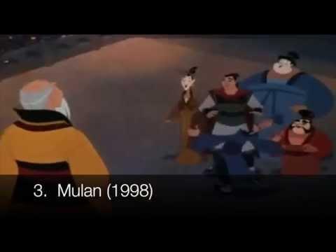 Top 5 Disney Movies on Netflix