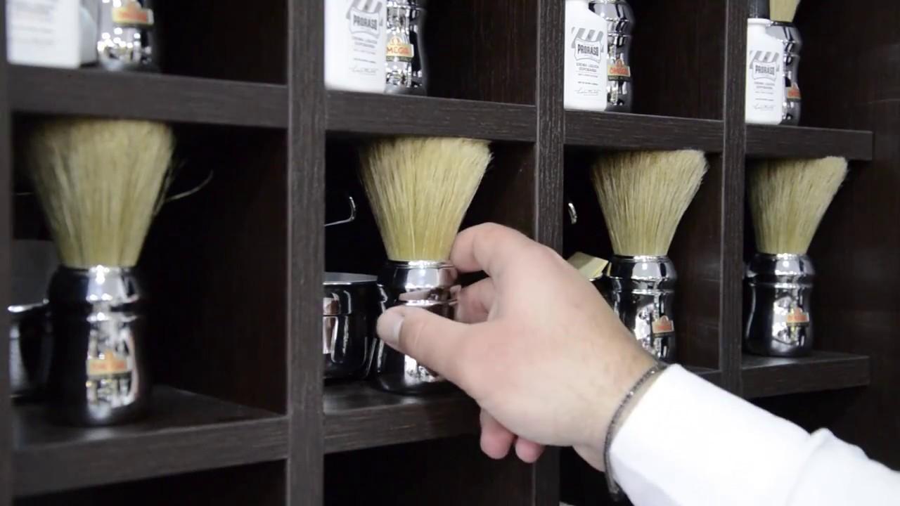 Modulo barber station novit sen martin youtube for Sen martin arredo per barber shop