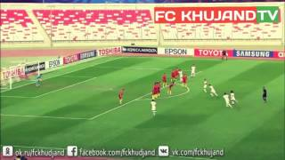 Ehsoni Panshanbe - amazing freekick goal vs China (U19)