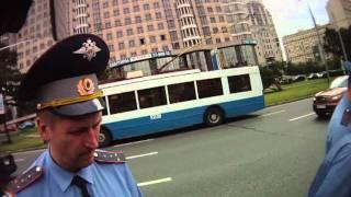 24.06.2011 Как меня разложили на Новом Арбате в 16:00 (director's cut)