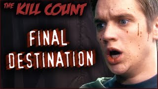 Final Destination (2000) KILL COUNT