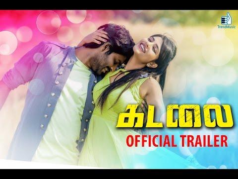 Kadalai Official Trailer | Ma Ka Pa Anandh, Aishwarya Rajesh | Sam CS | Sagaya Suresh | Trend Music