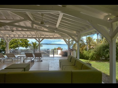 location martinique villa du ponton le fran ois location vue turquoise youtube. Black Bedroom Furniture Sets. Home Design Ideas
