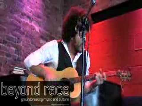 Ben Brewer from the Exit, acoustic for Beyond Race Magazine