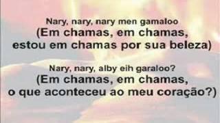 Nari narien (Habibi Dah) - Tradução