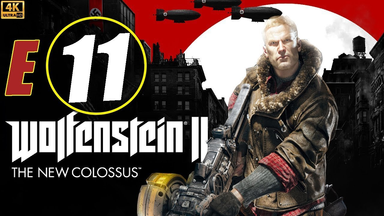 Скачать Wolfenstein II: The New Colossus торрент от R.G ...