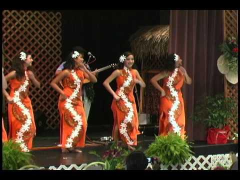 Love Song Of Tahiti (Eric Lee) And Hula