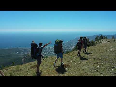 Счастливый Светлый Горный Крым 2020 | АЙ-ПЕТРИ гора Басман Песня-МАНТРА |  Spirits - Я Есть ВО ВСЁМ