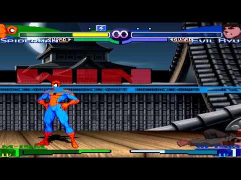 [MUGEN 2014] Spider-Man