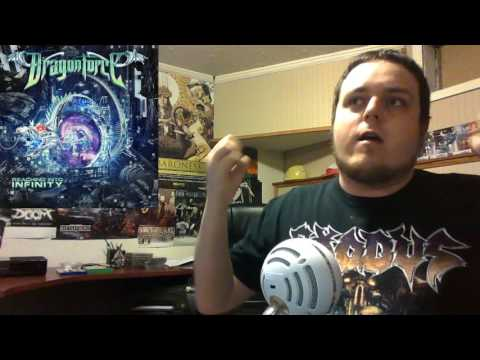 Dragonforce - Reaching Into Infinity Album Review - Plugged On Reviews