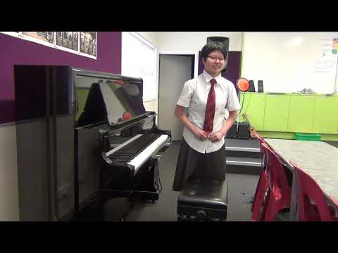 NCEA Music Solo Performance