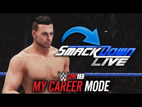 WWE 2K18 My Career Mode - Ep 10 - JUMPING SHIP?!!