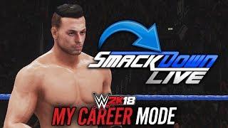 WWE 2K18 My Career Mode - Ep 10 - JUMPING SHIP?!!