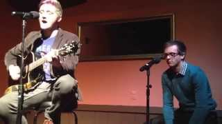 Cover of Keep Your Head Up by Andy Grammer performed by Zack Madden & Alex Hahn