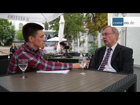 Klaus Heger (AfD), Bundestagskandidat für den Wahlkreis 149,  im Interview