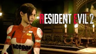 Resident Evil 2 Remastered - Deluxe Edition Costume Showcase