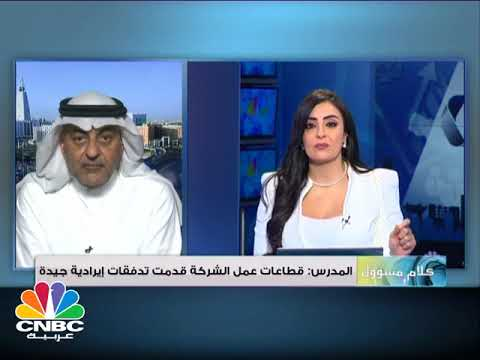 An interview on CNBCARABIA with SISCO CEO