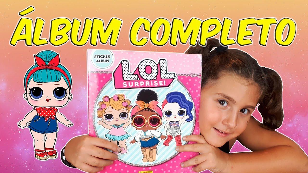 El De Surprise Likes Lol Álbum Cromos CompletoJana qSMUzjVpLG