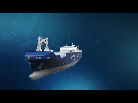 Bahri Logistics' RoRoConPlus Vessels