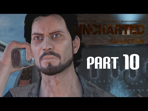Uncharted: The Nathan Drake Collection - Drake's Fortune - Part 10 - El Dorado
