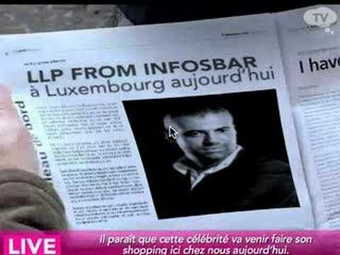 INFOSBAR - STAR IN LUXEMBOURG