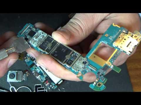 Samsung Galaxy S6 Edge /восстановление после воды