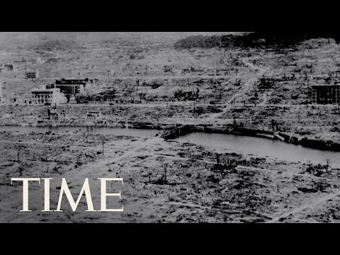 Japanese Students Recreated Hiroshima Bombing In Virtual Reality | TIME