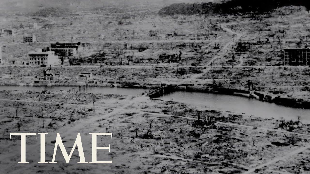 Japanese Students Develop VR Recreation Of Hiroshima Atomic Bombing