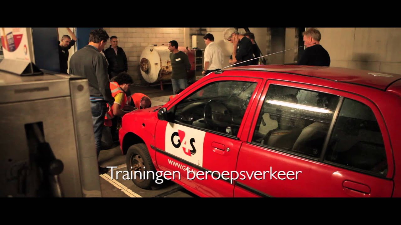 g4s training   safety vestiging ede youtube G4S Security Vehicles Hospital Security Training Manual