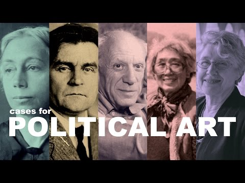 Cases for Political Art | The Art Assignment | PBS Digital Studios