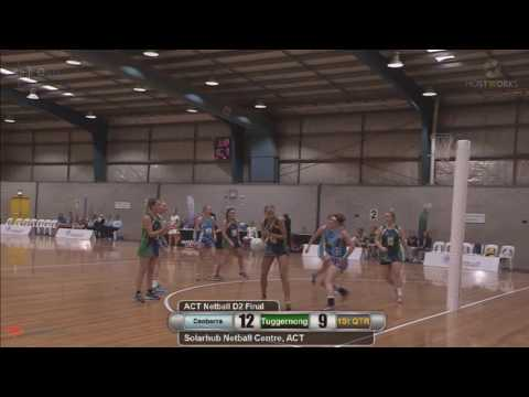 State League 2016 - Canberra vs. Tuggeranong - Div 2 Final