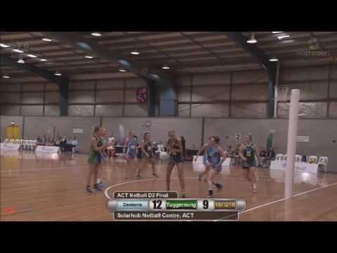 State League 2016 - Canberra vs. Tuggeranong - Div 2 Final
