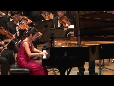 Churen Li - Beethoven Piano Concerto no. 2 with the Yong Siew Toh Conservatory Orchestra