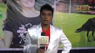 Pramod At Rendu Idly Oru Vadai Movie Launch