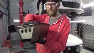 Volcann UK Part 1 Design & Manufacturer Process Balcony / Wall BBQ