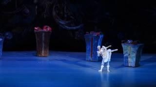 """""""Щелкунчик"""".  Кремлевский балет. Французский танец."""