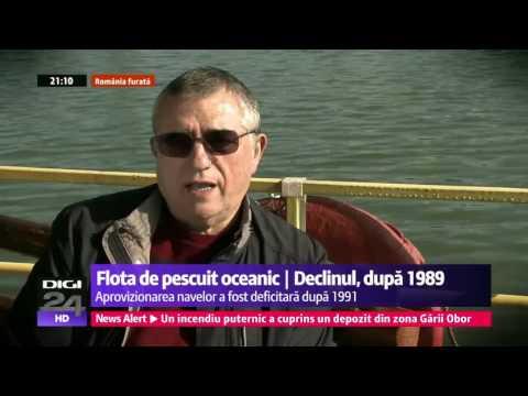 România furată| Cum a dispărut flota de pescuit oceanic a României?
