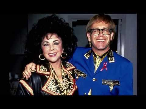 The Elizabeth Taylor AIDS Foundation partners with The Elton John AIDS Foundation
