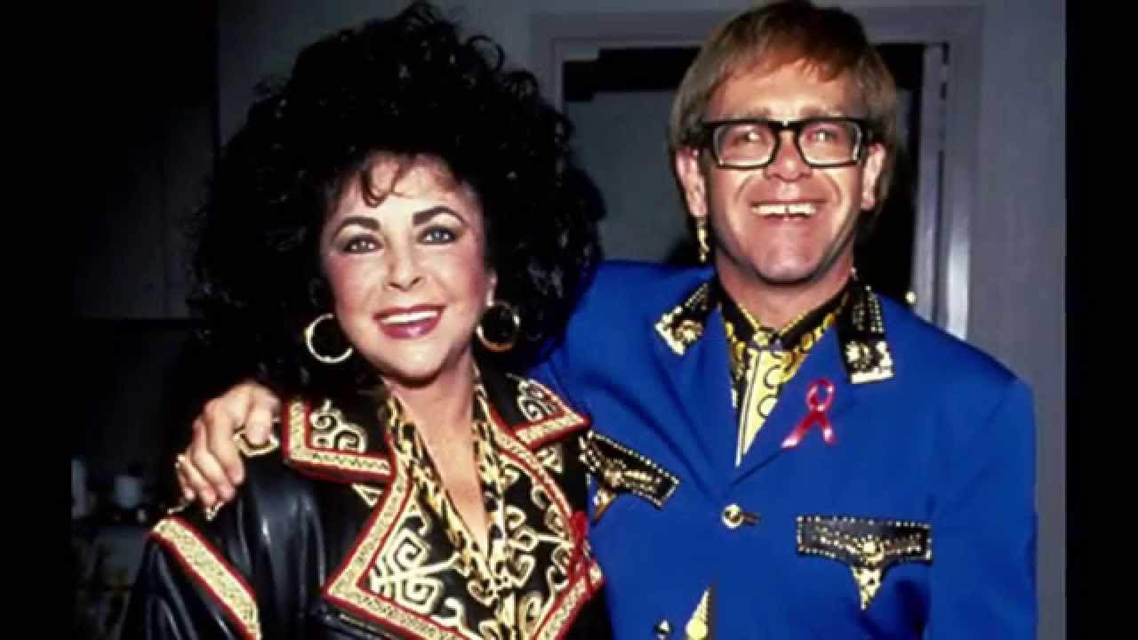 Elton John, Elizabeth Taylor AIDS Foundations Work Together for Six New Grants