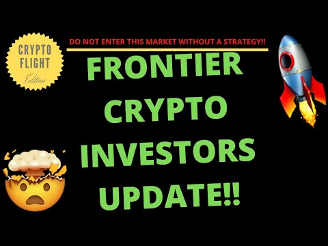 FRONTIER CRYPTO INVESTORS UPDATE!! | PRICE PREDICTION | TECHNICAL ANALYSIS$ FRONTBUSD